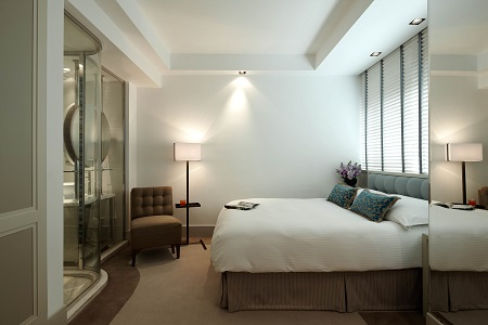 Lanson Place Hotel, Hong Kong combines elegance, style and convenience in equal measure. The boutique hotel is tucked discreetly in Hong Kong thriving Causeway Bay entertainment and shopping hub. As a
