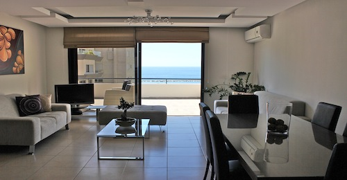 3 Bedroom Luxury Apartment Is Situated Within River Beach Complex Fully Renovated And Comprises Of On Request